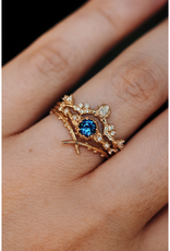 Sofia Zakia Demeter Ring