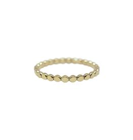 Hart + Stone Gold Sprinkle Ring -