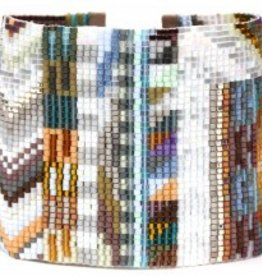 Julie Rofman Jewelry Seaside Beaded Bracelet