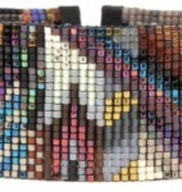 Julie Rofman Jewelry Kodiak Beaded Bracelet