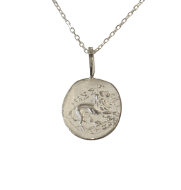 Robin Haley Jewelry The Lion Artifact Necklace