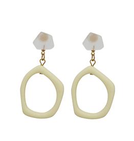 Vayu Jewels Grecia Earrings - Bone