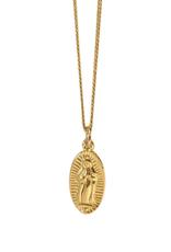 Vayu Jewels La Virgen Necklace