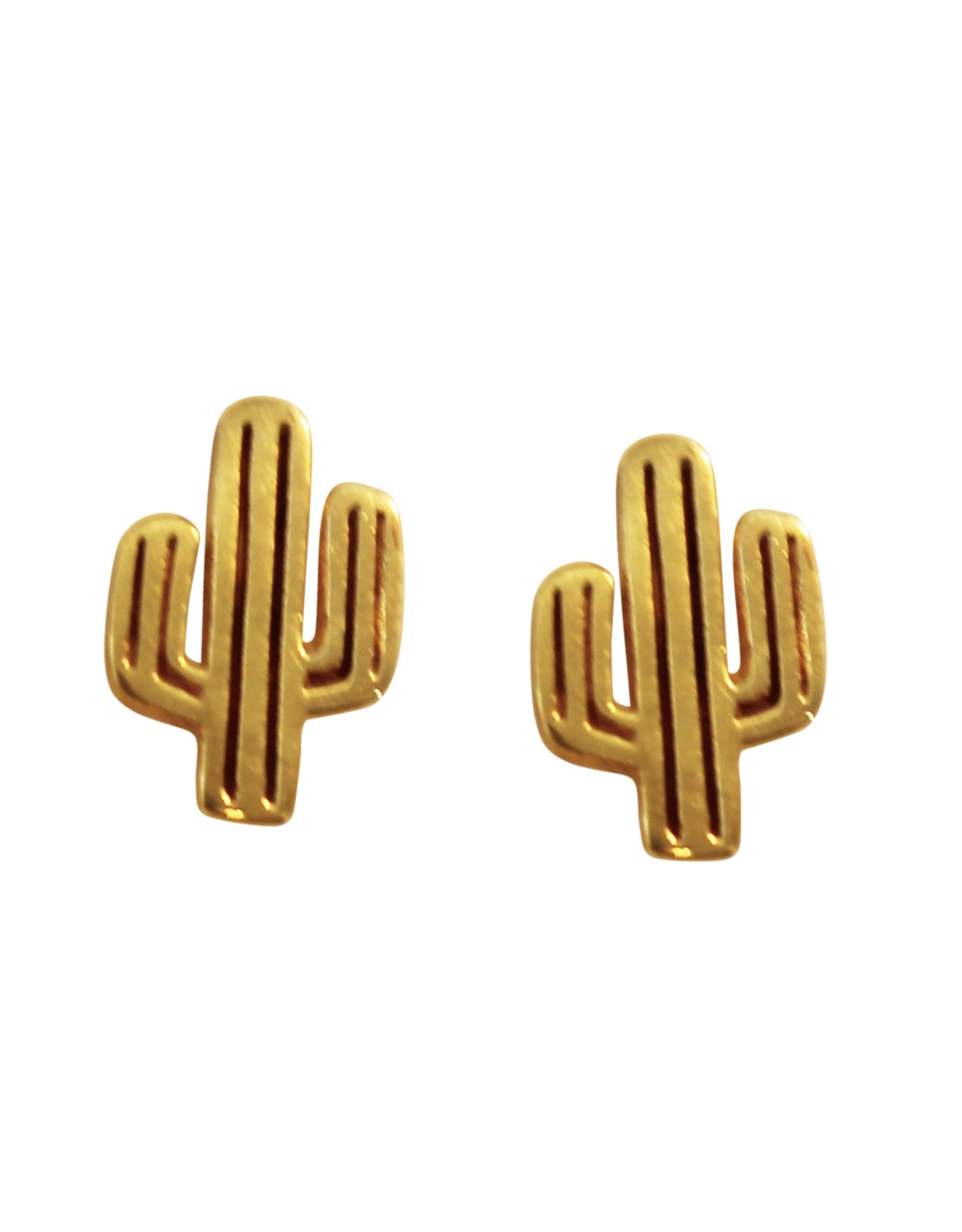 Vayu Jewels Cactus Studs