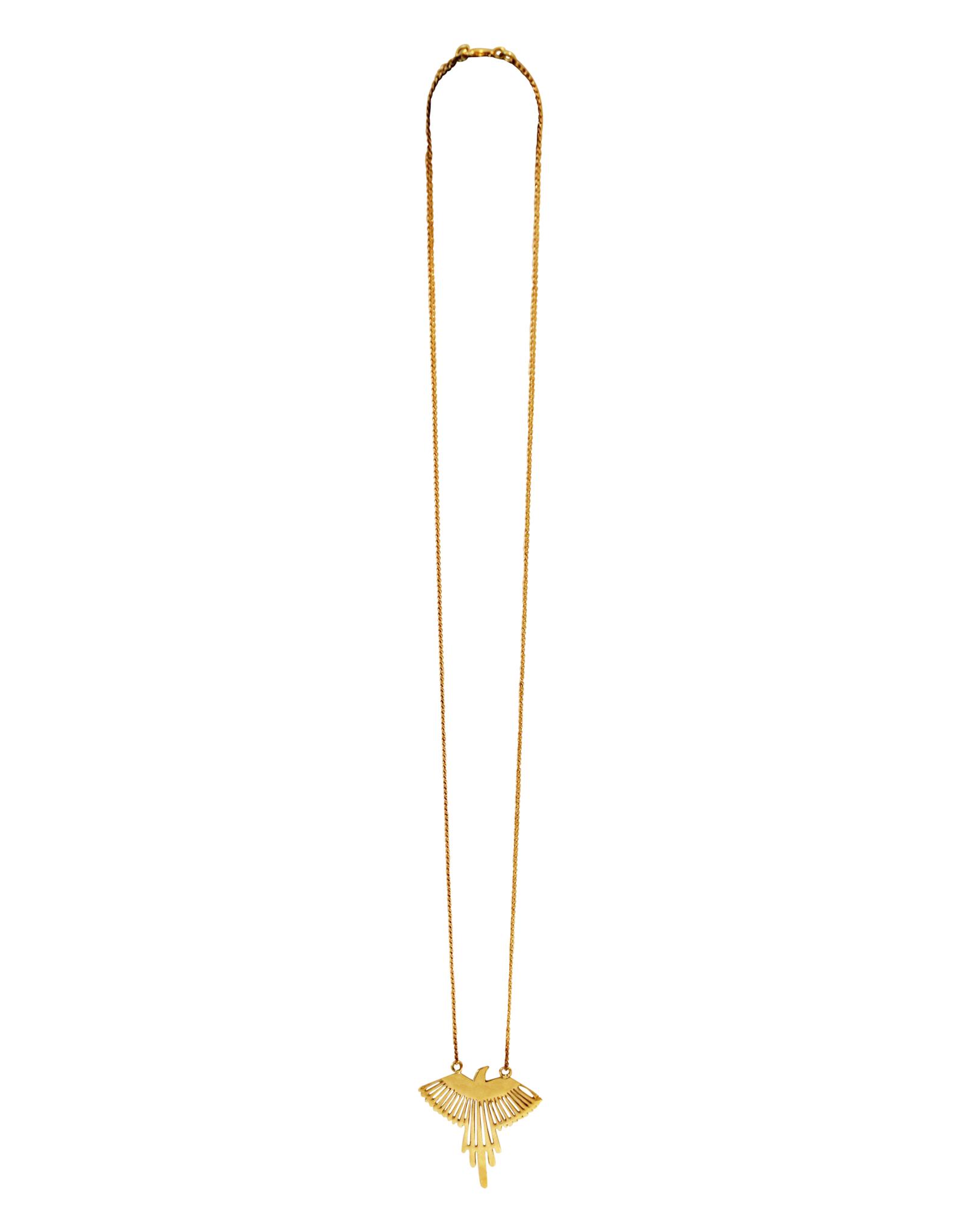 Vayu Jewels Thunderbird Necklace