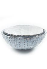 Yarnnakarn Large Urchin Dish - Blue Glaze