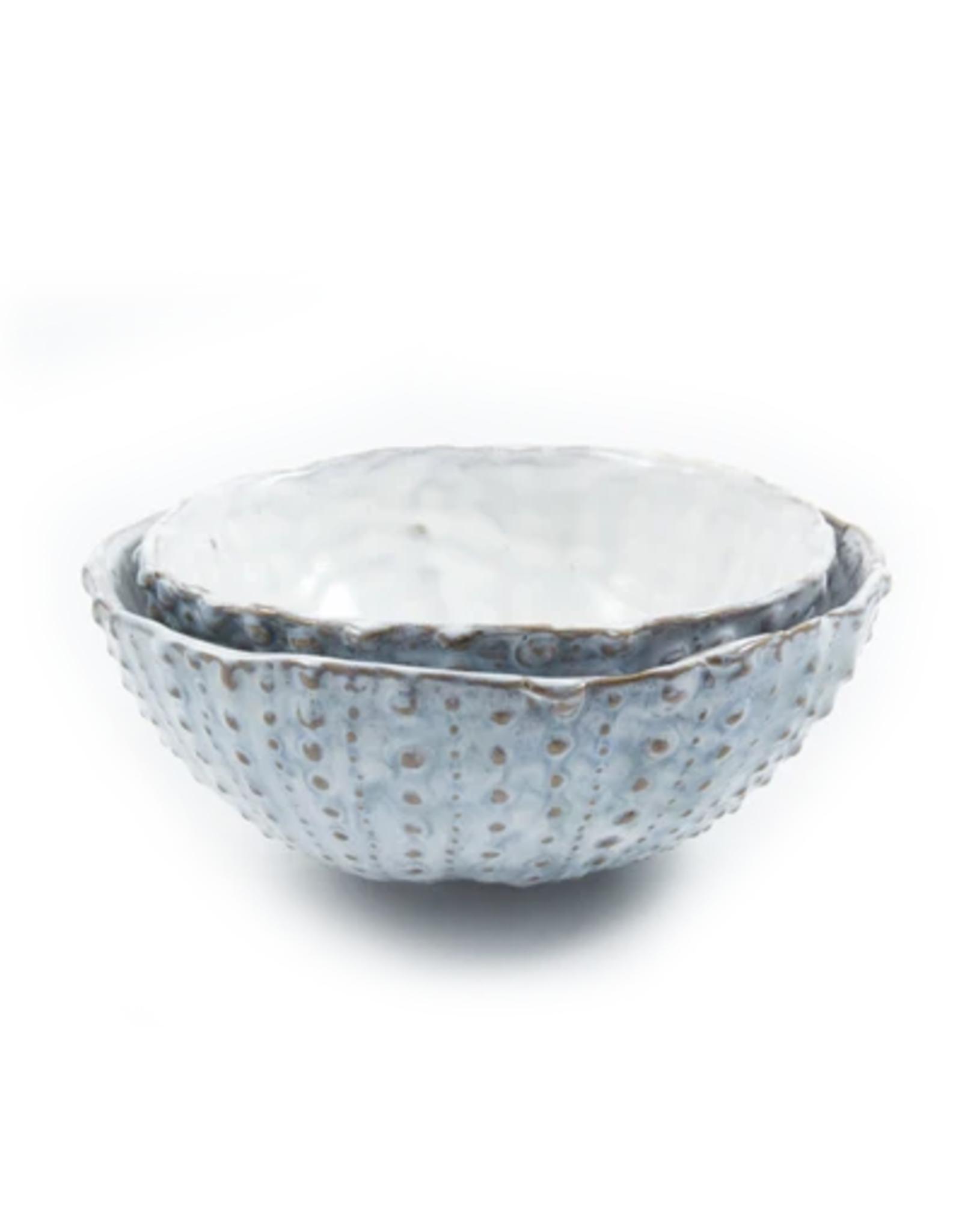 Yarnnakarn Urchin Bowl - Blue