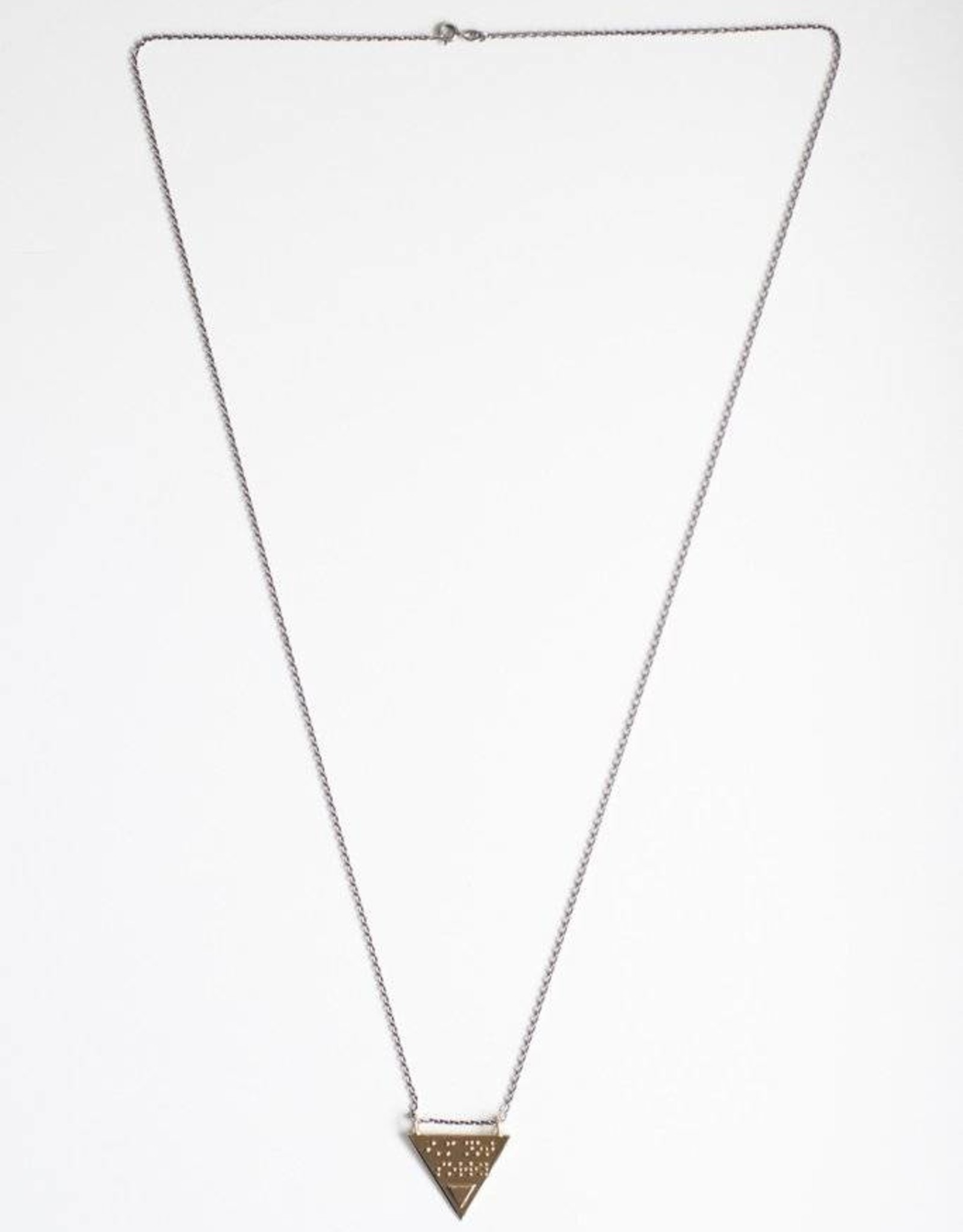 "Covet + Keep Jewelry Kate ""I'm Not Sorry"" Necklace"