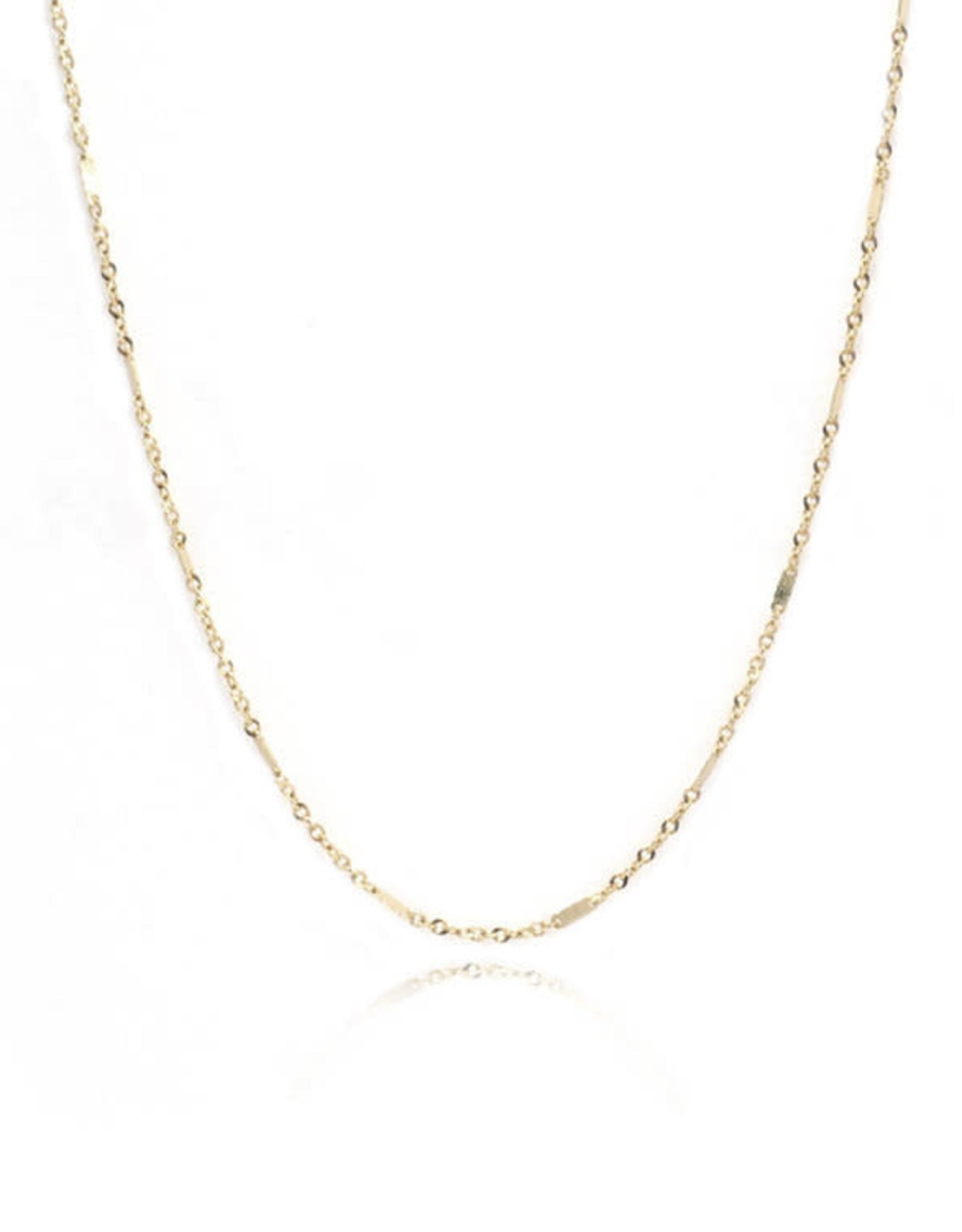 Ashley Zhang Jewelry Lightbeam Chain