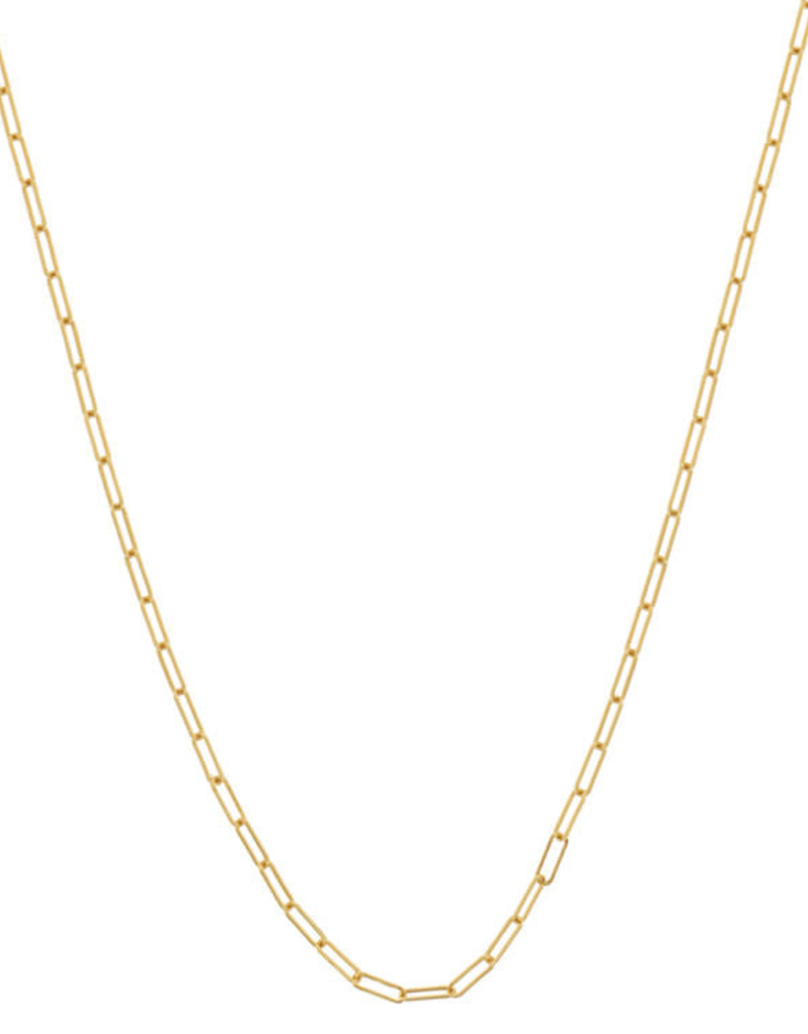 Ashley Zhang Jewelry Small Link Chain