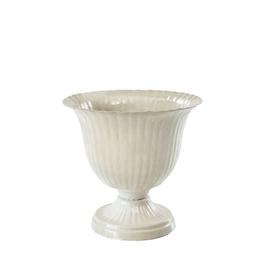 Indaba White Ambrose Urn - Small