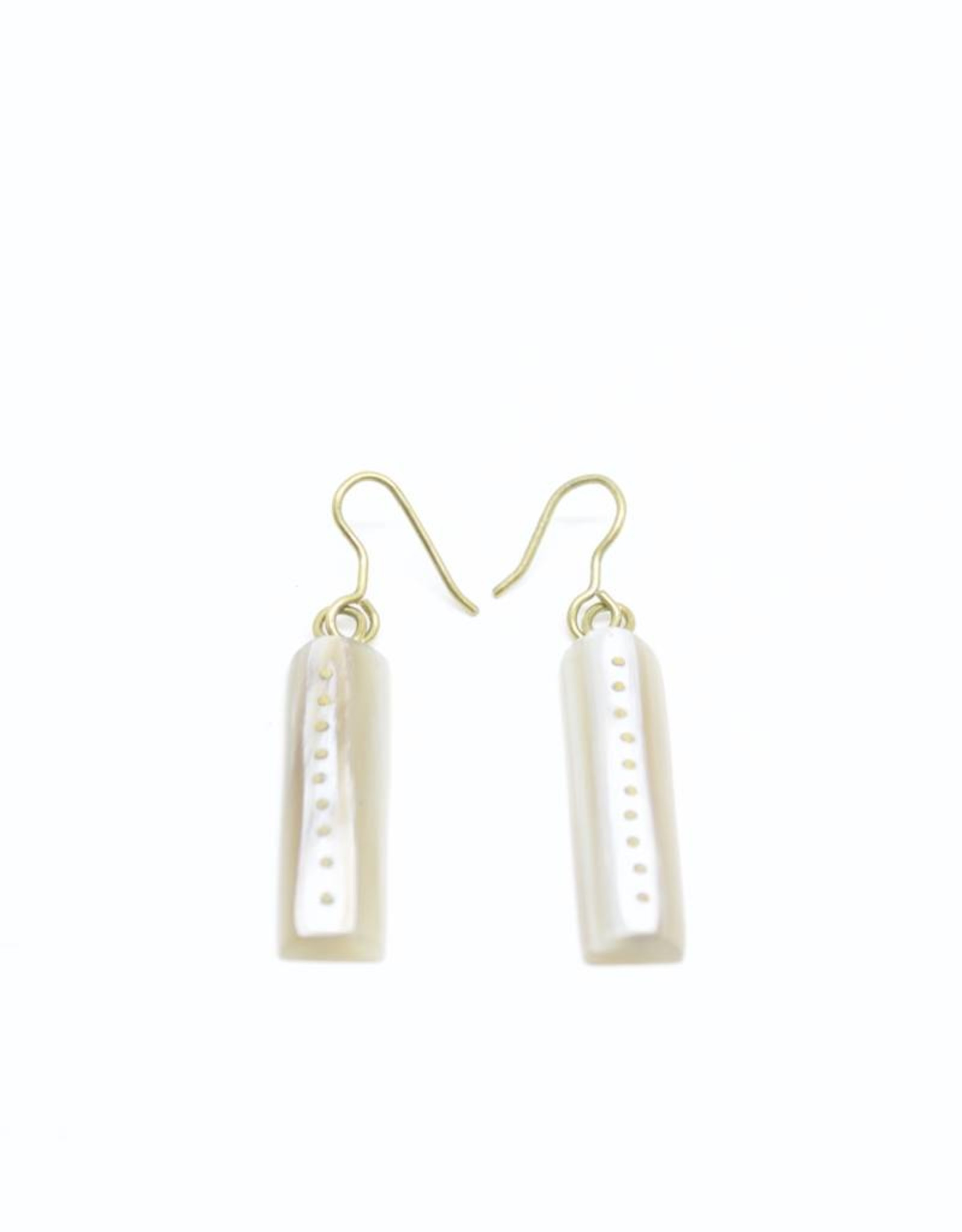MooMoo Designs Fiya Earrings - Light