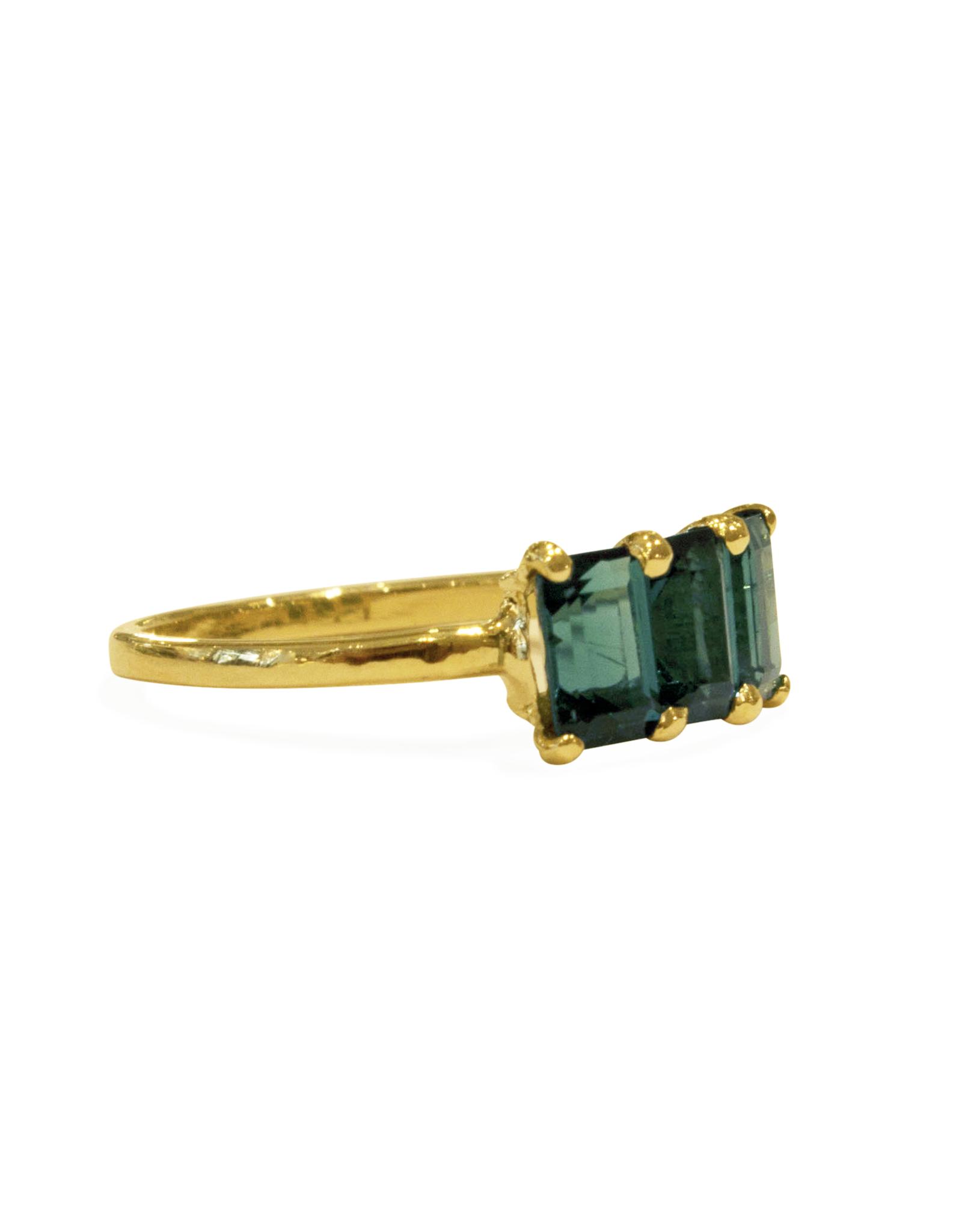 Mason Grace Jewelry Eve Green Tourmaline Ring