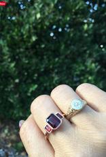 Mason Grace Jewelry Charlotte Garnet Ring