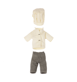 Maileg Pre-Order - Dad Outfit - Chef Clothes