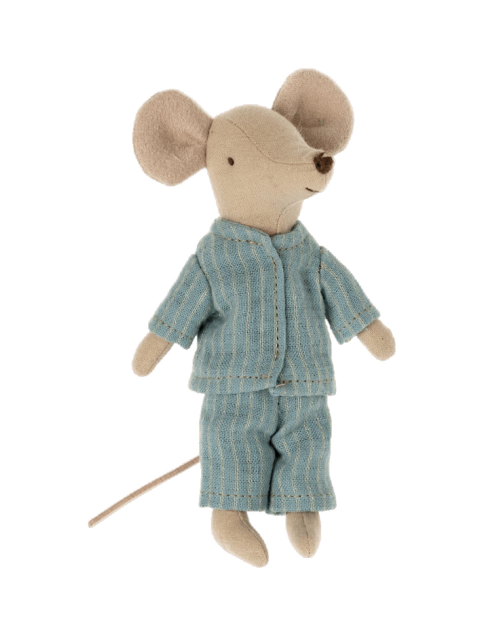 Maileg Big Brother Mouse Outfit - Pyjamas
