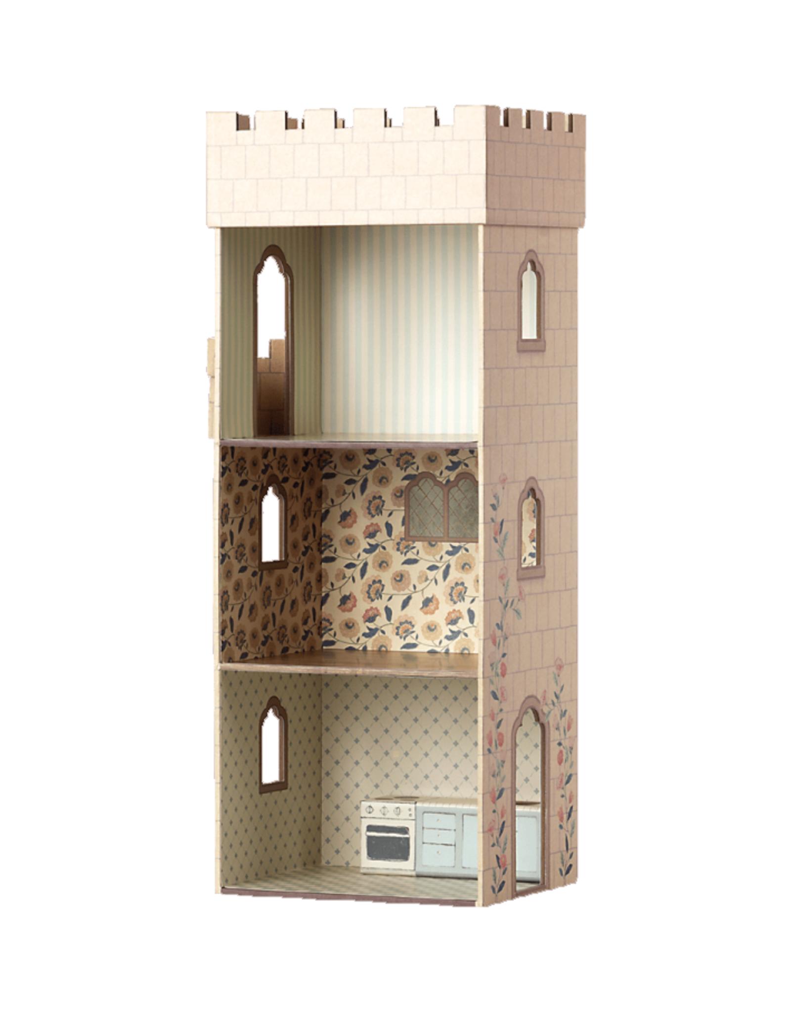 Maileg Miniature Castle with Kitchen