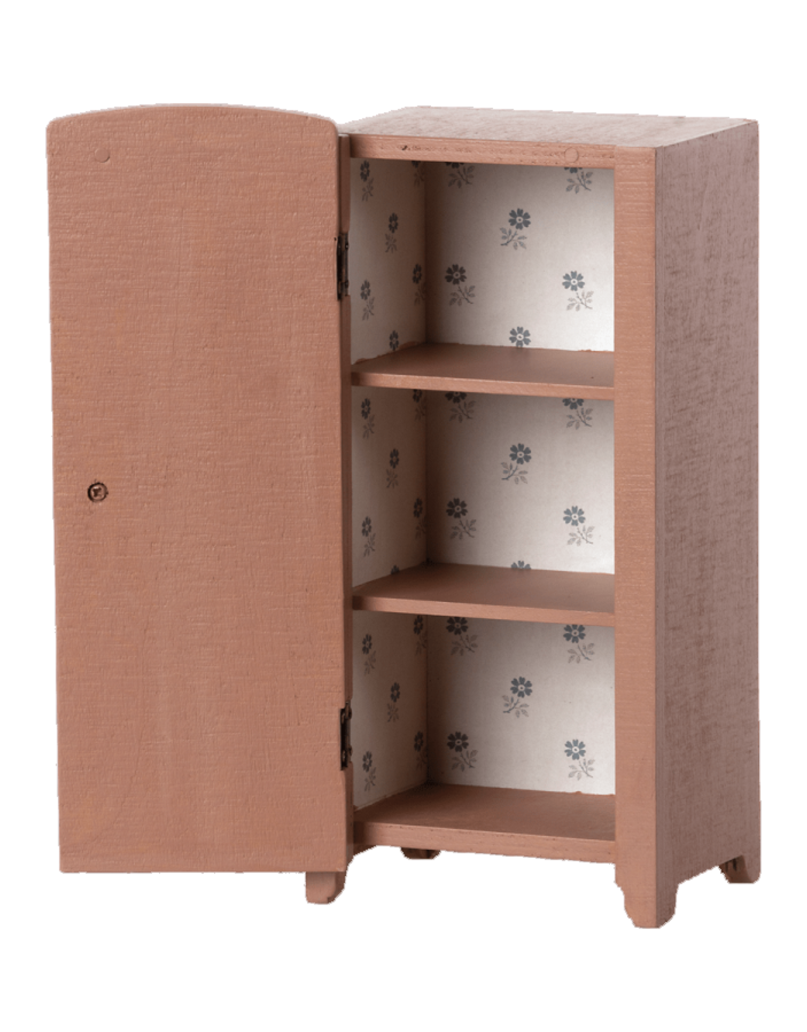 Maileg Miniature Closet - Dusty Rose