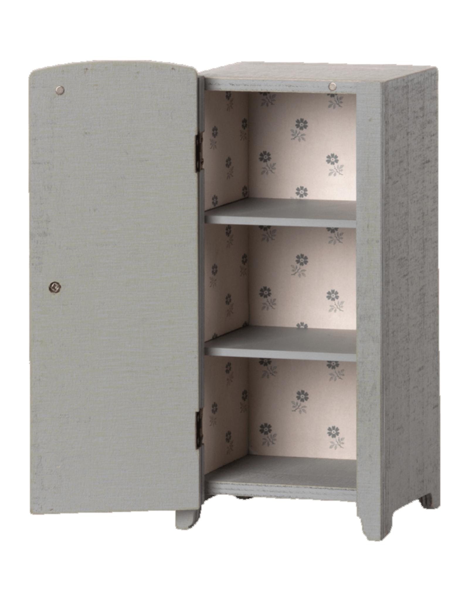 Maileg Miniature Closet - Grey