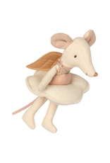 Maileg Angel Stories Big Sister Mouse in Book Box