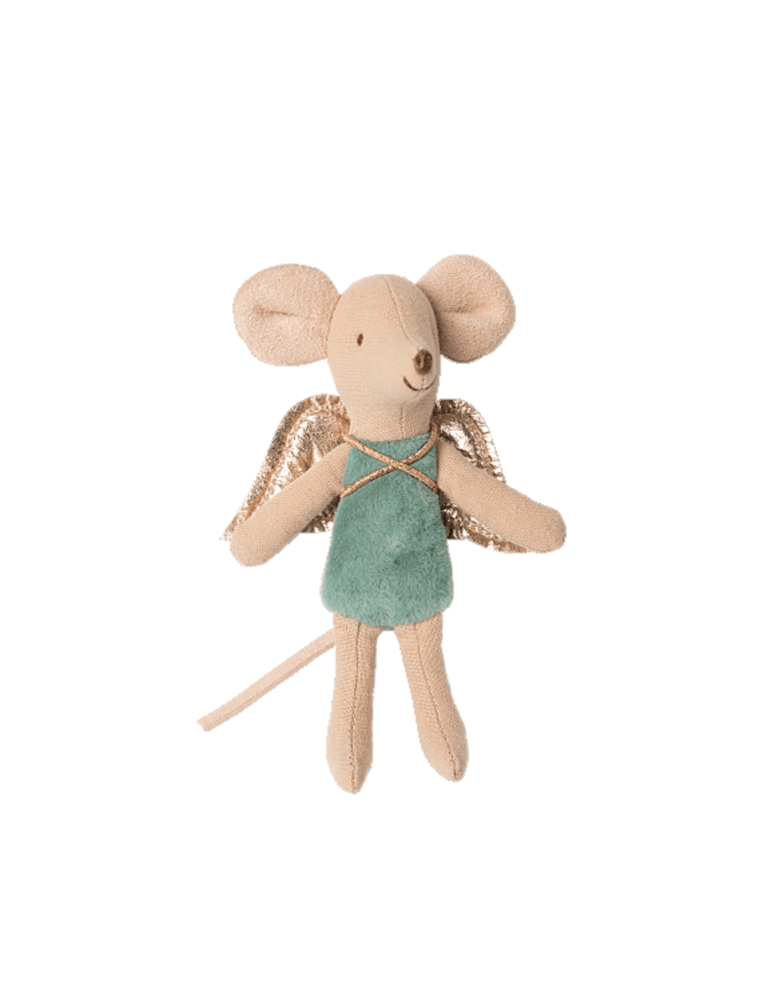 Maileg Little Fairy Mouse - Teal