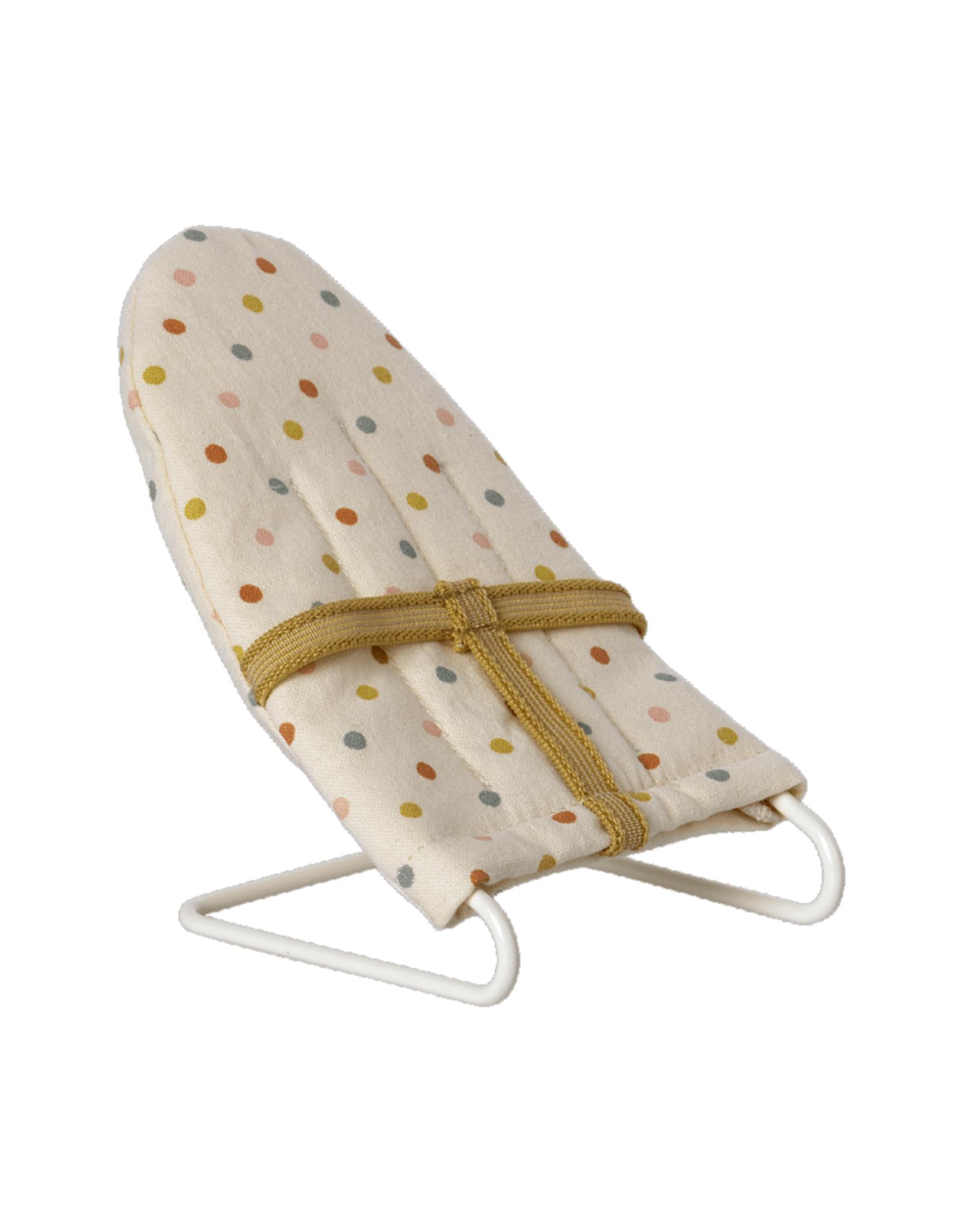 Maileg Micro Baby Sitter - Polkadots