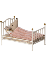 Maileg Vintage Mouse Bed - Off White