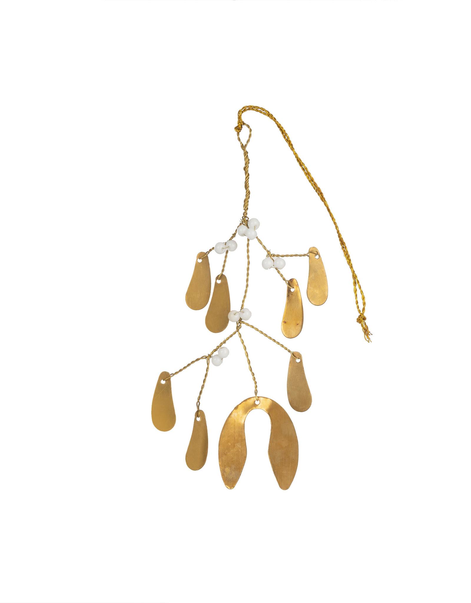 Indaba Gold Mistletoe Bunch - Small