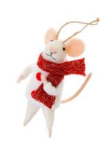 Indaba Outdoor Oscar Mouse Ornament