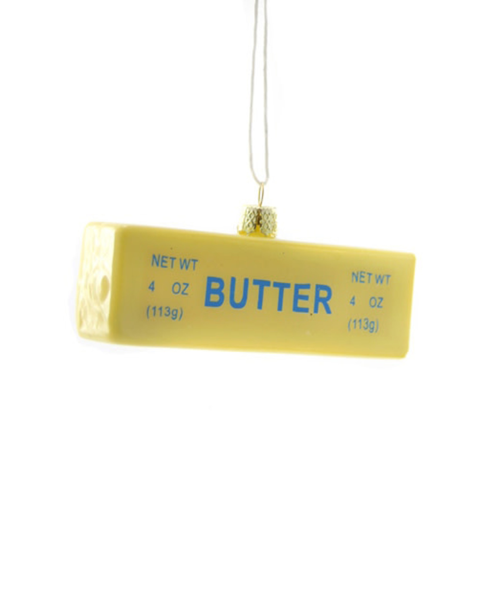 Cody Foster & Co. Small Stick of Butter Ornament
