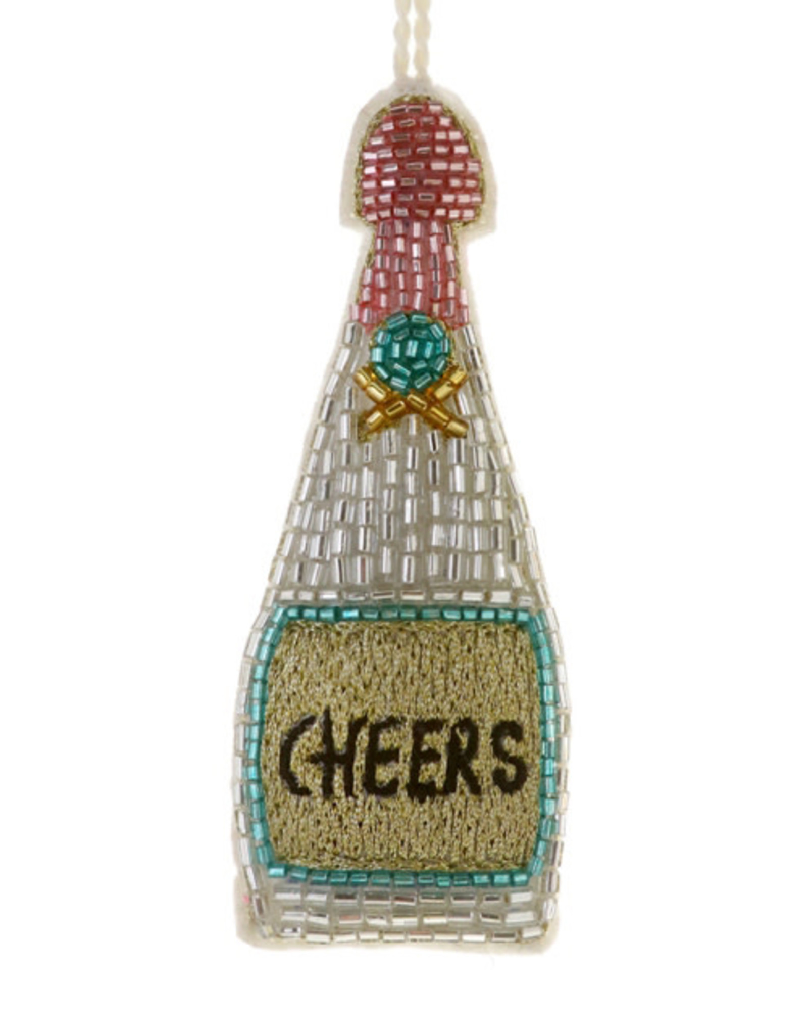 Cody Foster & Co. CHEERS ORNAMENT