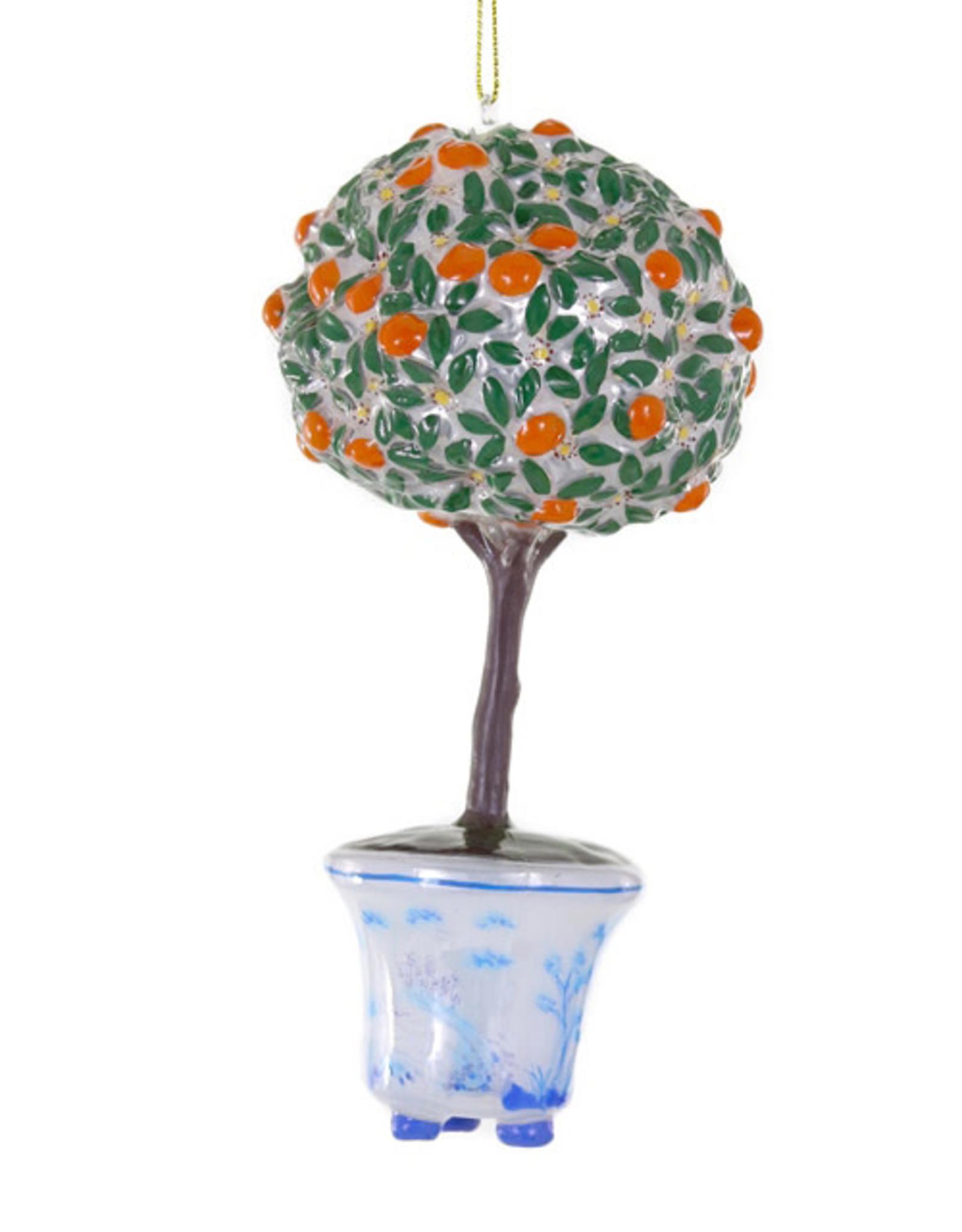 Cody Foster & Co. ORANGERIE TREE ORNAMENT