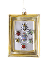 Cody Foster & Co. VICTORIAN BEETLE COLLECTION ORNAMENT