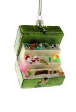 Cody Foster & Co. TACKLE BOX ORNAMENT