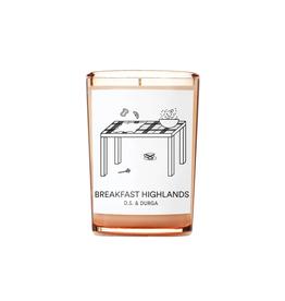 D.S. & DURGA Breakfast Highlands Candle