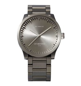 Leff Amsterdam Tube Watch S - Steel