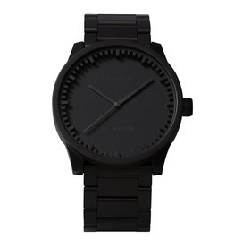 Leff Amsterdam Tube Watch S - Black