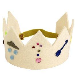 Meri Meri Felt Crown