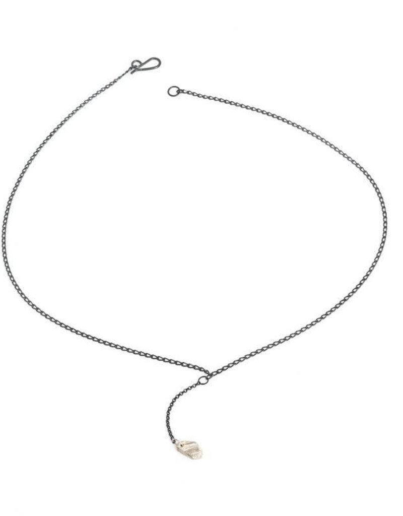Chikahisa Studio Sterling Silver Small 'Y' Necklace