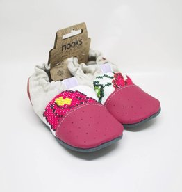 Nooks Summer Baby Booties - Size 7 (18-24 Months)