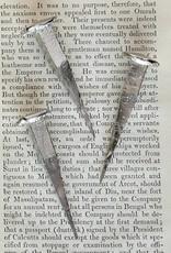 Forged Iron Nail - Nickel