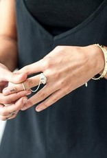 "Covet + Keep Jewelry Layla ""Agape"" Ring"