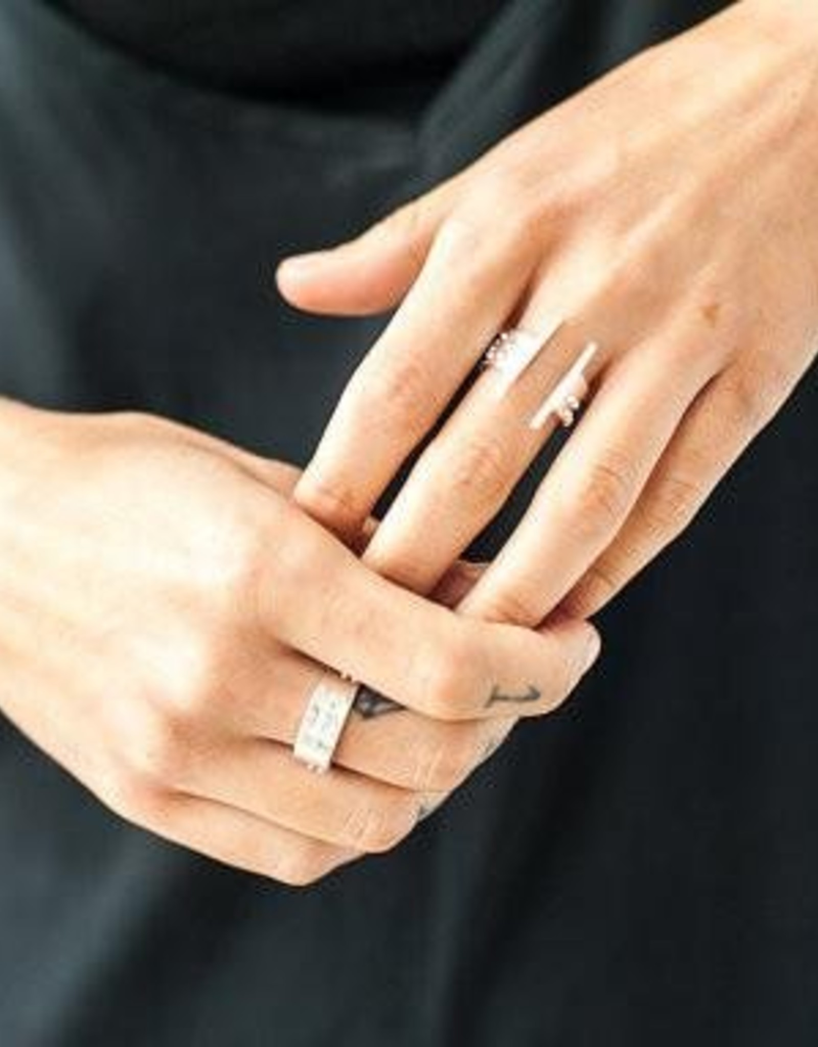 "Covet + Keep Jewelry Sophia ""Boss Bitch"" Ring"