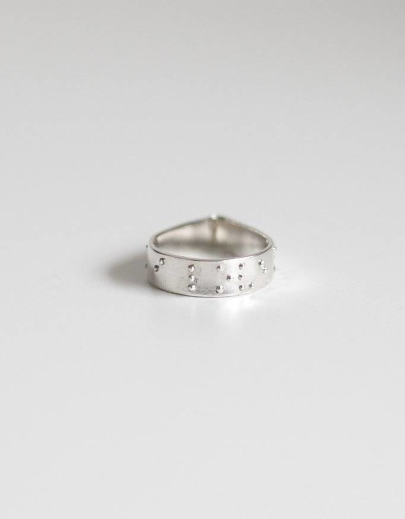 "Covet + Keep Jewelry Polly ""Fuck I Love You"" Ring"