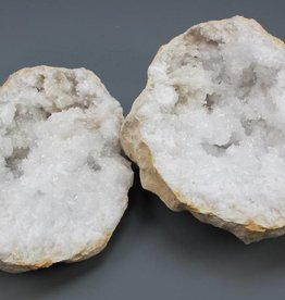 Quartz Split Geode - Medium