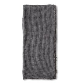 Pom Pom at Home Venice Oversized Throw - Midnight