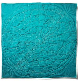 Haptic Lab Constellation Quilt - Teal