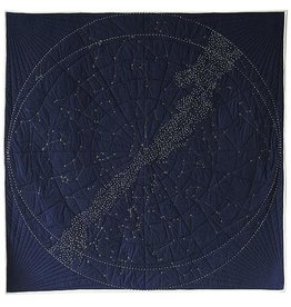 Haptic Lab Constellation Quilt - Navy