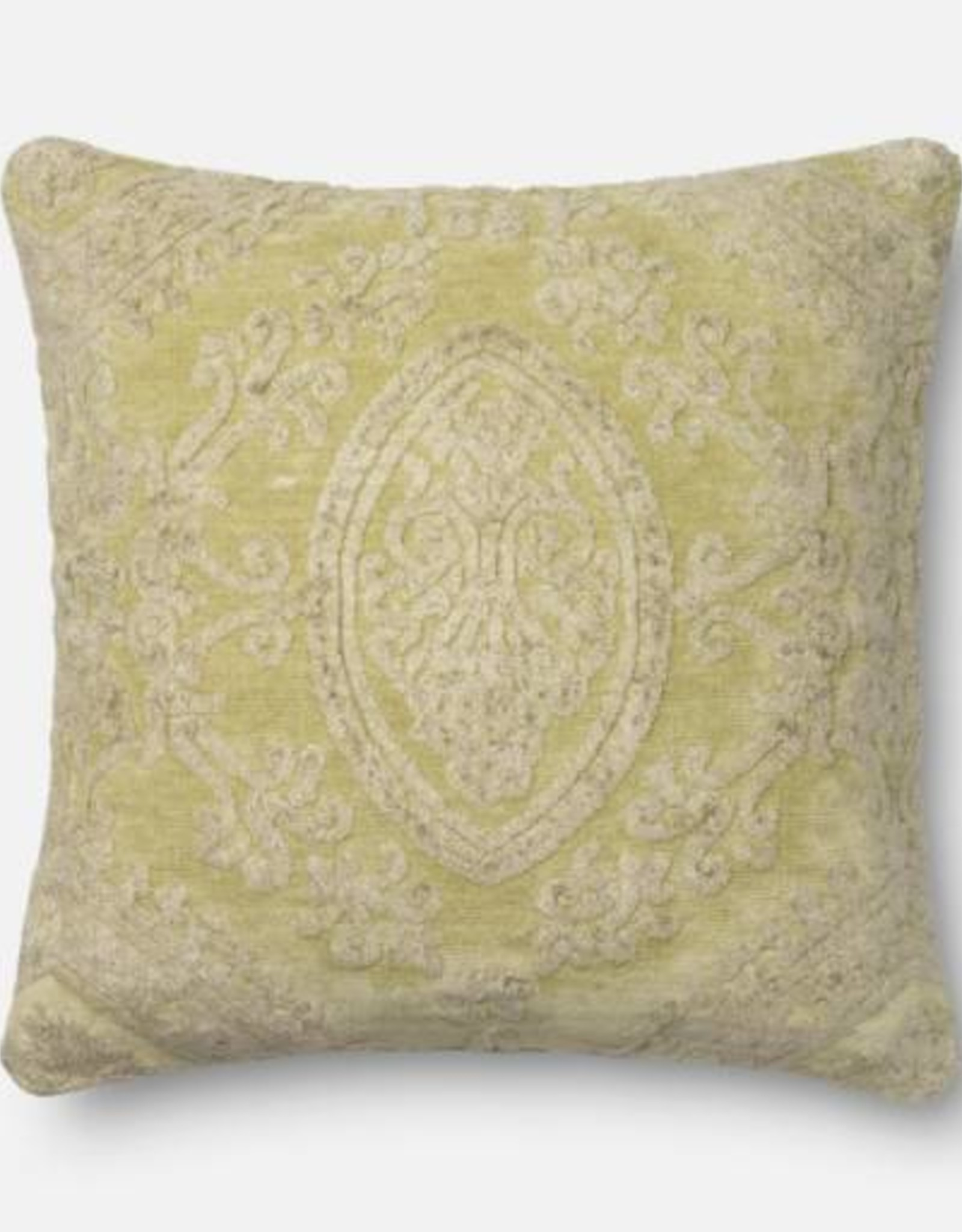 Loloi Pistachio Square Pillow