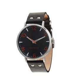 TOKYObay Taurus Watch - Black